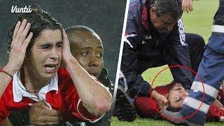 5 futbolistas que murieron durante un partido