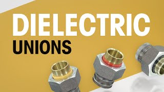 Dielectric Unions