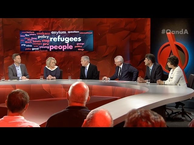 Reforms, Representatives and Re-Election - Q&A   2 May 2016