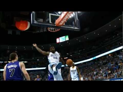 Top 10 NBA Rookie Plays of 2012!