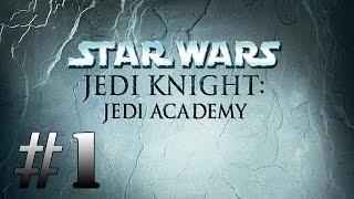 Прохождение игры  Star Wars Jedi Knight: Jedi Academy #1: Неудачный полёт