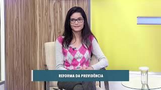 Reforma da Previdncia Programa Em Discusso Especial - 17.07.2019