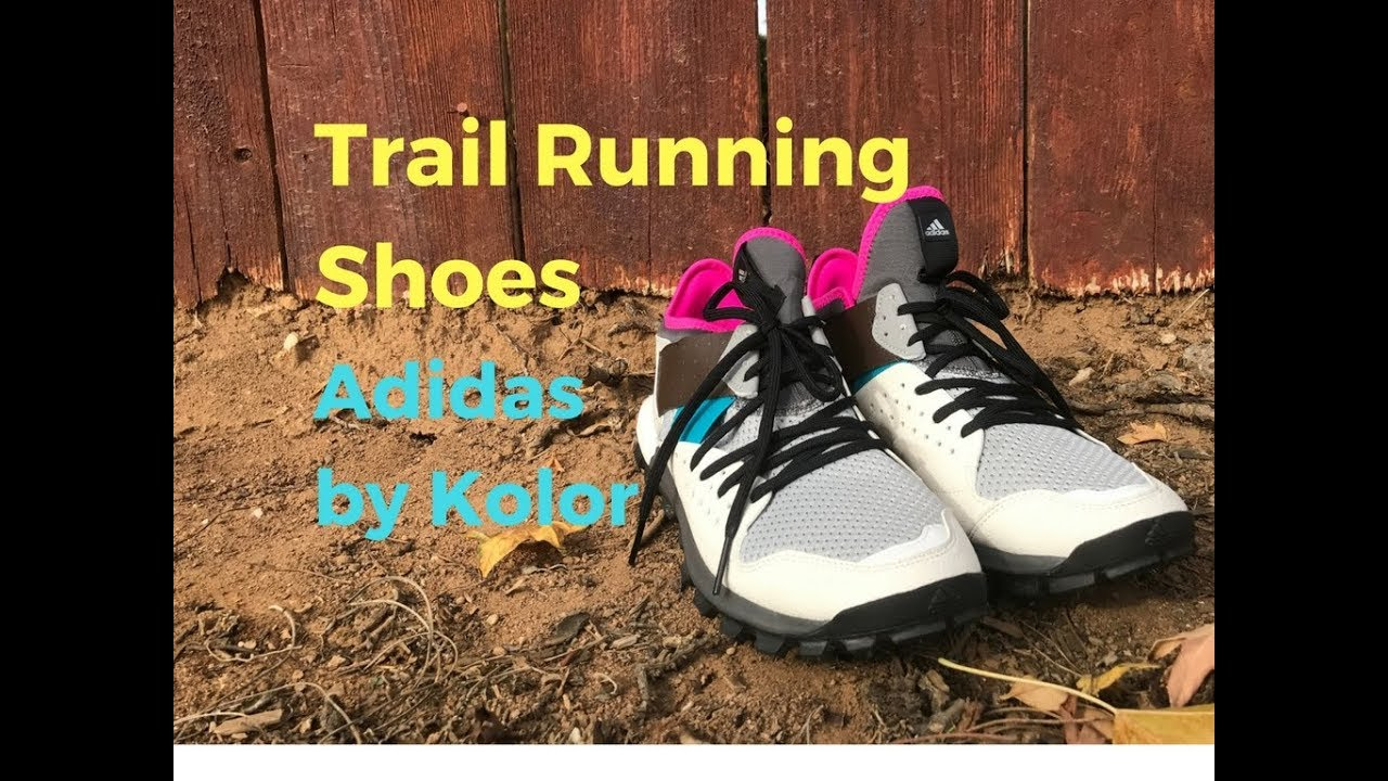 699179976cff9 Adidas Response Trail Boost Trainers by Kolor - My New Favorite Trail Shoes