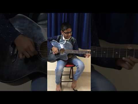 Mission Impossible Guitar play by Lakshya