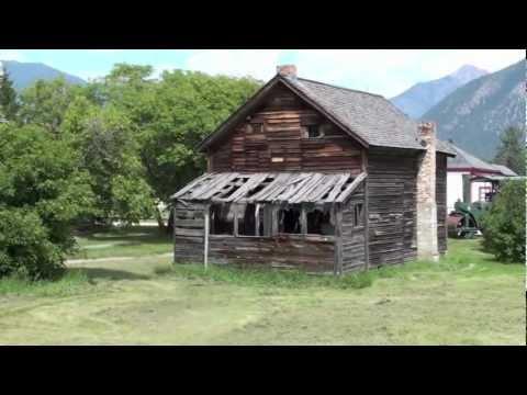Visting Fort Steele ~ Near Cranbrook ~ British Columbia ~ Canada