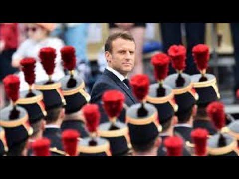 Generais franceses advertem Macron para perigo de guerra civil na França.