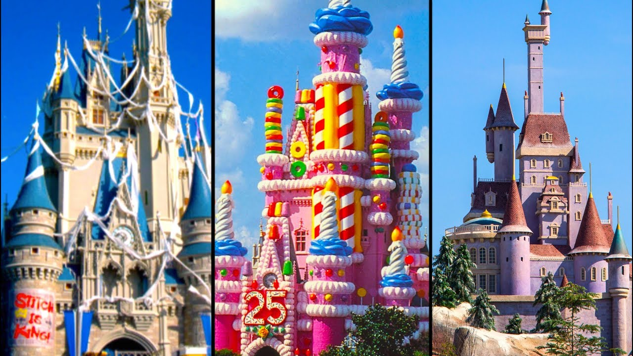 Top 5 Biggest Disney Castle Mistakes