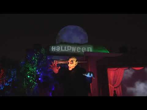 A Haunted Hollywood Halloween 2017 - All 13 Monsters