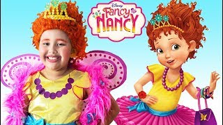 Disney Junior Fancy Nancy | Makeup Halloween Costumes And Toys