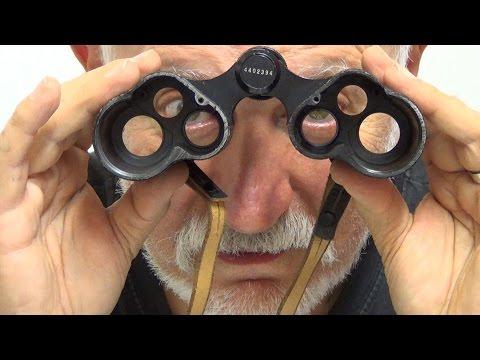 Pulizia prismi binocolo Carl Zeiss 8x30 Jenoptem