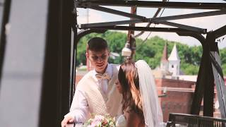 Tim and Natasha: A Wedding in Downtown Staunton, VA