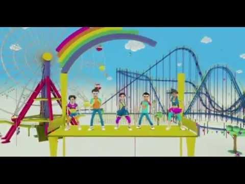 Hi 5 Fiesta En Discovery Kids Youtube