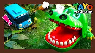 Tayo Toys Slime Crocodile l Tayo Super Rescue Team l Tayo the Little Bus