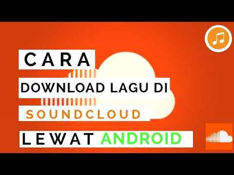 Cara Download Lagu Di SoundCloud Lewat Android | TUTORIAL ANDROID | #SoundCloud