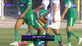 دورى dmc - أهداف مباراة ( الفيوم VS ت . بنى سويف 1 / 1 ) بتاريخ 2-2-2017