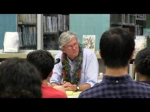 """Reporting and Writing"" - Conversations on Writing with William Finnegan (February 25, 2014)"