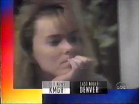 KMGH Denver Affiliation Switch Package (9/10/1995)