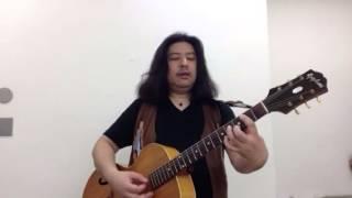 2009年1月から2年弱ほど演奏させていただいた荻窪のアコースティック・ライヴ・カフェ「アルカフェ」 初回からこんな曲を披露してしまいました(...