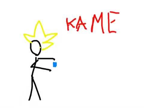 Kamehameha (I hope that