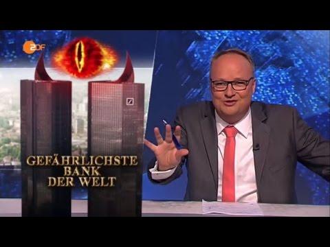 Die Deutsche Bank am Abgrund? // Heute Show 07.10.16