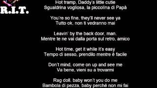 Rag Doll - Aerosmith con testo e traduzione