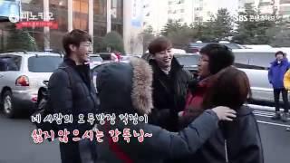 [BTS] 141230 Pinocchio Making Film - Lee Jong Suk