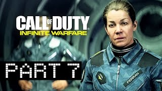 Call of Duty Infinite Warfare Walkthrough Part 7 - Safe Harbor & Grave Robber (Let's Play)