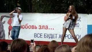 группа 9 МИР день города Барнаул 2008