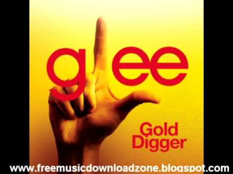 Glee Cast Gold DiggerNew Song+HQ MP3