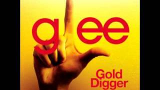 Glee Cast Gold Digger[New Song+HQ MP3]