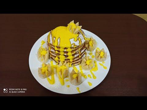 #банановые #панкейки #тесто                        Без подобные банановые 🍌 панкейки 🥞