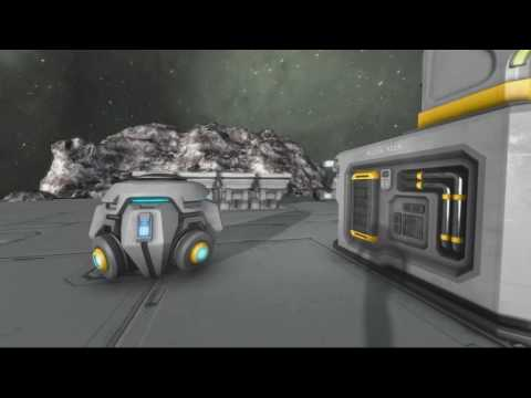 Space Engineers Major Update Ships