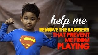 This Is Me : Article 31 and a Child's Right to Play