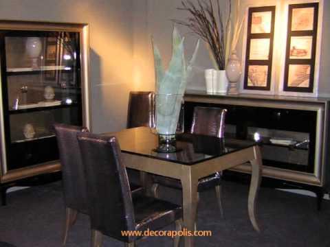 Muebles modernos vanguardistas feria h bitat valencia 2011 j saur n youtube - Muebles modernos valencia ...