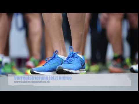 9. IWB Basel Marathon Vorregistrierung