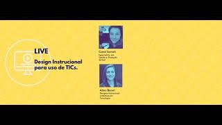 Live TICs e Design Instrucional