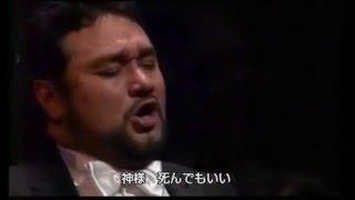人知れぬ涙 (愛の妙薬) - ラモン・ヴァルガス