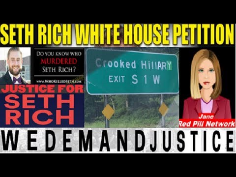 new-seth-rich-wh-petition---pres.-trump-asks-pelosi-to-stay---reason-fbi-denied-access-dnc-server