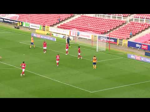 Swindon Mansfield Goals And Highlights
