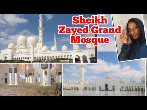 sheikh zayed grand mosque | EID Mubarak | Abu Dhabi Mosque | gurthukosthunnayi Series | EP 8
