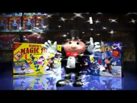 MARVIN'S MAGIC - Magic Made Easy.flv