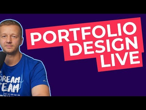 Redesigning My Personal Site From Scratch (LIVE)