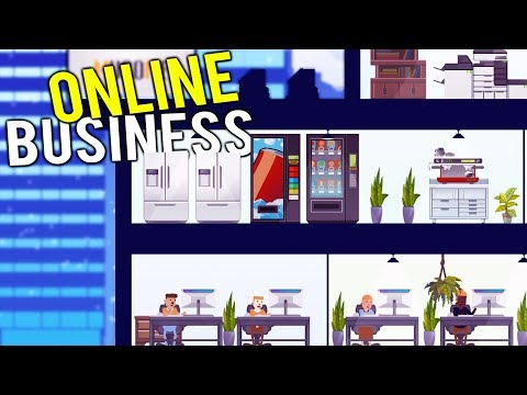 BECOMING A MILLIONAIRE WITH OUR NEW ONLINE BUSINESS! - Startup Freak Early Access Gameplay