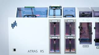 ATRAS - Registration and Sorting of Laboratory Samples