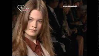 fashiontv | FTV.com - First Face Talks S/S 07 Behati Prinsloo