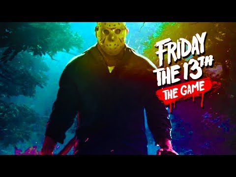 NO ROOM FOR TIFFANY! - Friday the 13th Game with The Crew! |