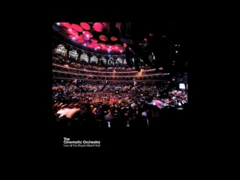 Cinematic Orchestra - Familiar Ground (ft Heidi Vogel @ Royal Albert Hall)