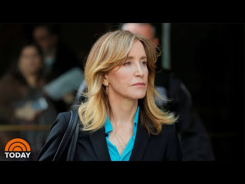 Will Felicity Huffman Go To Prison After Pleading Guilty In College Scandal? | TODAY