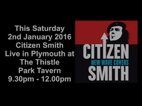 Whats on Live Music in Plymouth 02 01 2016 Citizen Smith