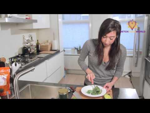 Spirulina Powder Recipe - Spirulina Guacamole